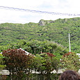 花良治集落の山